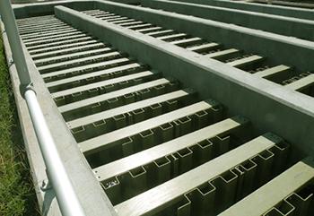 0564-SC-WWTF-Baffle-Wall-System-Detail