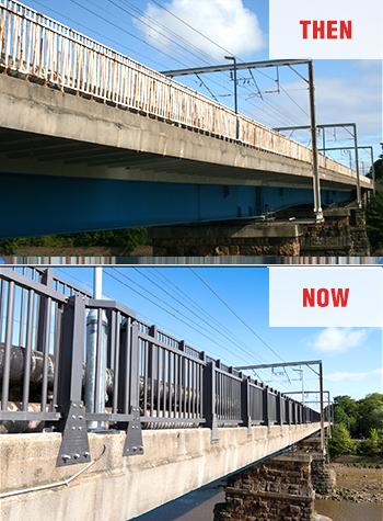 0588-Carlisle Bridge Refurb Detail
