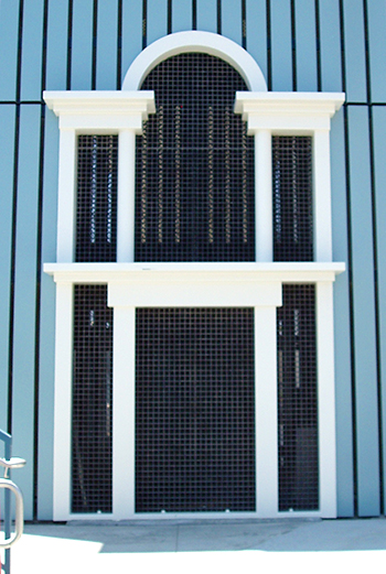 Metro-Station-Architectural-Molded-Grating-Detail