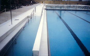 0806-Pool Trough Cover Detail