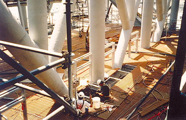 0818-Shell Mars Platform Decking
