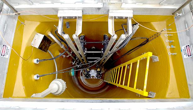 0862-Lift-Station-Wet-Well-Access-Ladder-Main