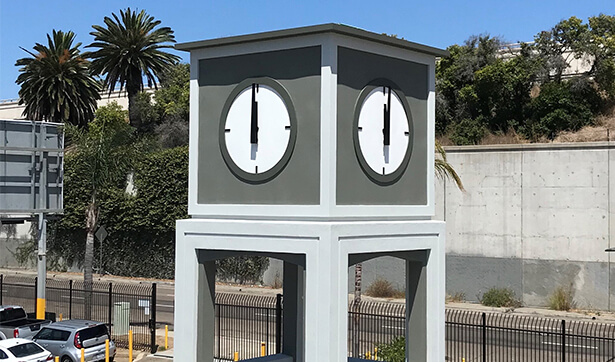 0506-Cellular Antenna Concealment Clock Tower-Main